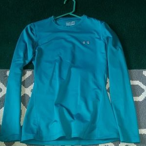 Under Armour fitted long sleeve